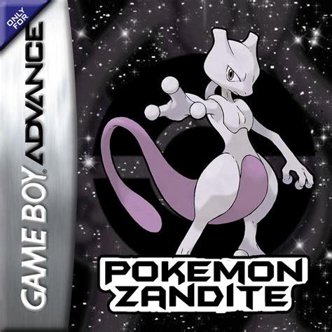 Pokemon Zandite Download, Informations & Media Pokemon