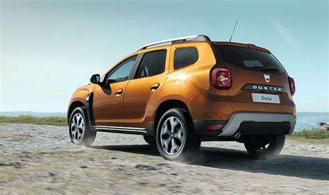 New Dacia Duster 2018 Revealed At Frankfurt Motor Show