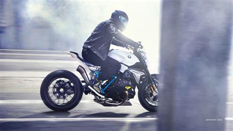 Motorcycles Desktop Wallpapers Bmw Concept Roadster