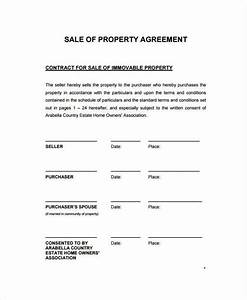 Sales contract template 9 free pdf documents doownload for Contract for sale of land template