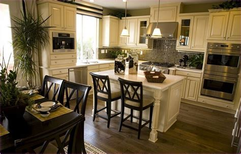 kitchen table and island combinations kitchen island and dining table combination home design