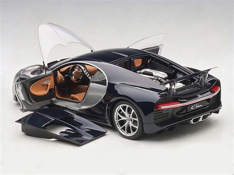As the engine cools and the. AUTOart Bugatti Chiron 2017 Silver/Blue Workable Rear Spoiler 1:18 70992