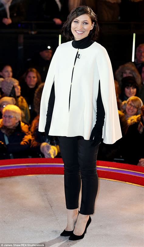 celebrity big brother 39 s emma willis attempts to hide her