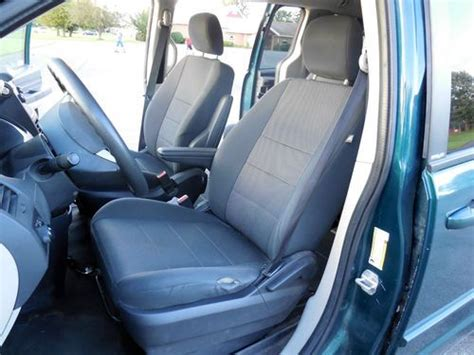 Vehicles With Stow And Go Seating by Purchase Used 7 Passenger Stow N Go Seating Front