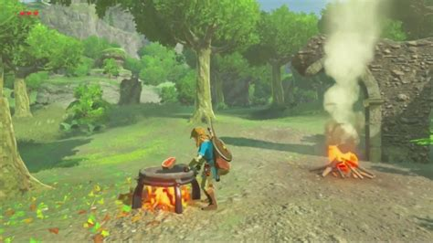 cook   recipes  zelda breath   wild