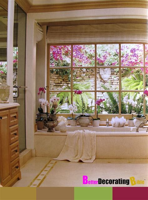 magnolia orchid  mimosa inspiration orchid bathroom