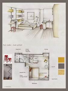 les 25 meilleures idees de la categorie dessin perspective With charming conception de maison 3d 2 architecture dinterieur decoration et amenagement de l