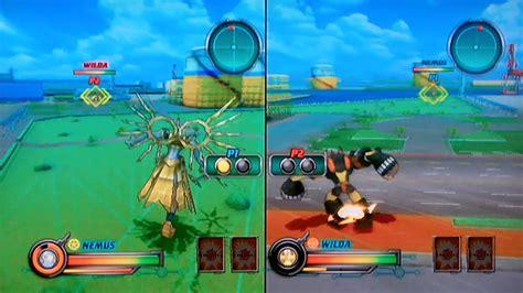Bakugan Defenders Of The Core Bonus Episode 2 Denix Vs