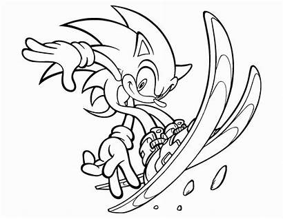 Sonic Coloring Games Entitlementtrap Getdrawings Personal