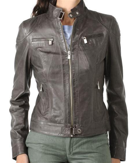 model jaket kulit wanita terbaru beauty id