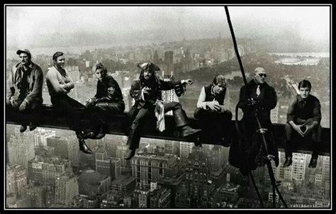 les  meilleures images du tableau lunch skyscraper sur