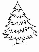 Coloring Tree Trees Printable Printables sketch template