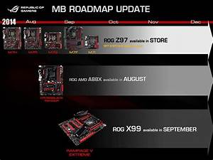 Asus X99 Motherboard Launch Coverage - Page 3 Of 6