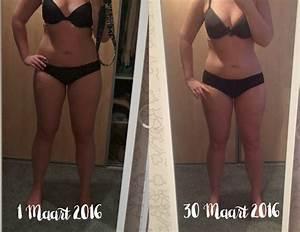 elke week 1 kilo afvallen