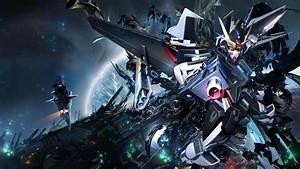 Gundam Wing Backgrounds - Wallpaper Cave