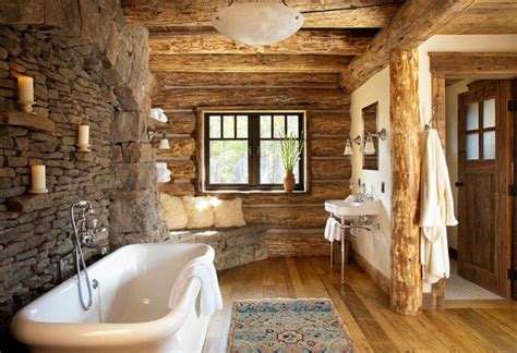 1001 + Ideas Sobre Decoración De Baños Rústicos Modernos