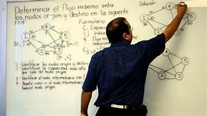 Problema De Flujo M U00e1ximo P1  3
