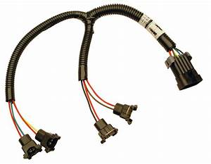Competition Cams 301200 Fuel Injector Wiring Harness