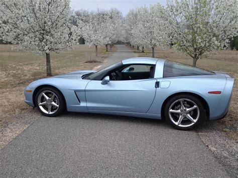 Who Owns Chevrolet by Who Owns A Carlisle Blue Corvette Page 2