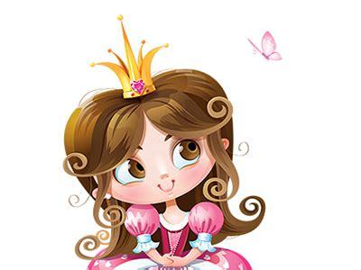 princess  evgeniya rodina  dribbble