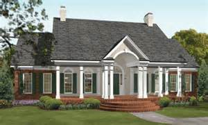 Southern Colonial Photo by Southern Style Colonial Homes The Graying Chronicles