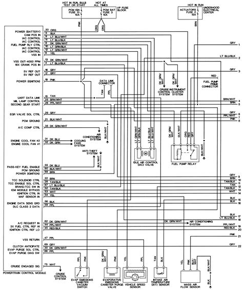 98 Camaro Engine Wiring Diagram by I Need To Replace The Wiring Harness To The Module