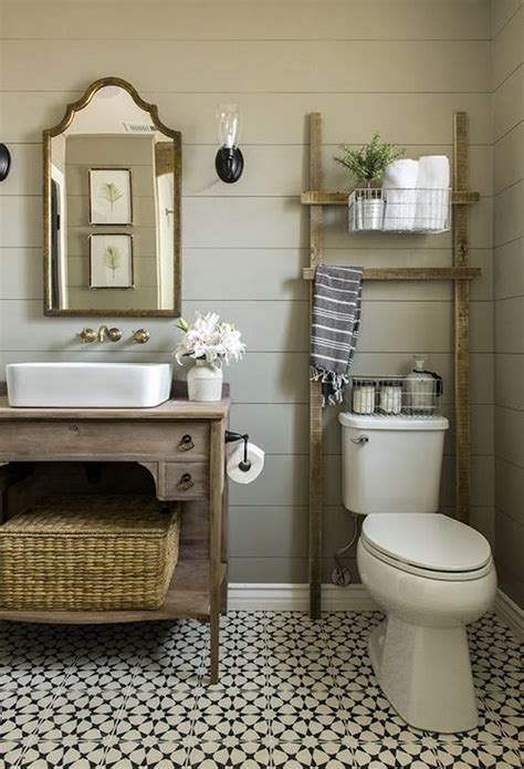 Rustic Bathroom Ideas by Rustic Farmhouse Bathroom Ideas Hative