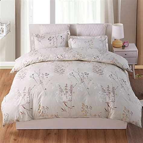 3 piece duvet cover and pillow shams bedding sets