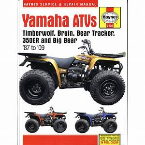 Manual Haynes For 1999 Yamaha Yfm 250 Xl Bear Tracker  4xe4  For Sale Online