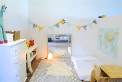 Montessori  Comment Adapter La Maison Pour Bébé ? Les