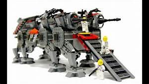 LEGO Star Wars 10195 Republic Dropship with AT-OT - Custom ...
