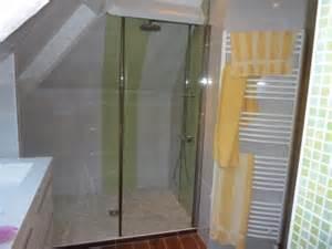 salle de bains sous combles on pinterest