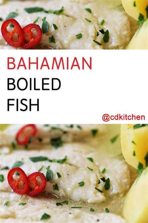 bahamian boiled fish recipe grouper cdkitchen recipes salt pepper