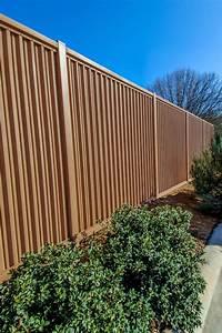 Building, Security, Ideas, Galvanized, Steel, Security, Fence