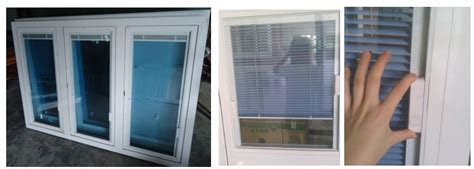 aluminum casement windows  built  blinds  double glass window mq  buy windows