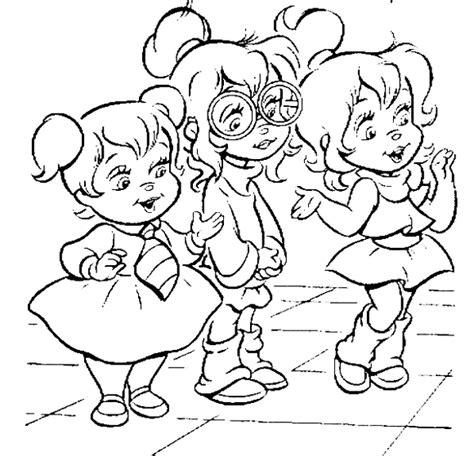 Alvin En De Chipmunks Kleurplaat by Kleurplaten En Zo 187 Kleurplaat Alvin En De Chipmunks