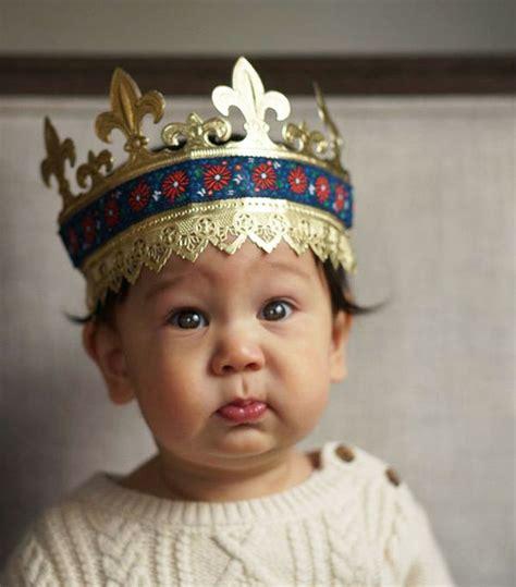 chic childrens crown tutorials diy paper crown