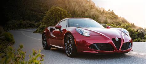 Dear Mopar, Please Bring Back The Alfa Romeo 4c Lifetime