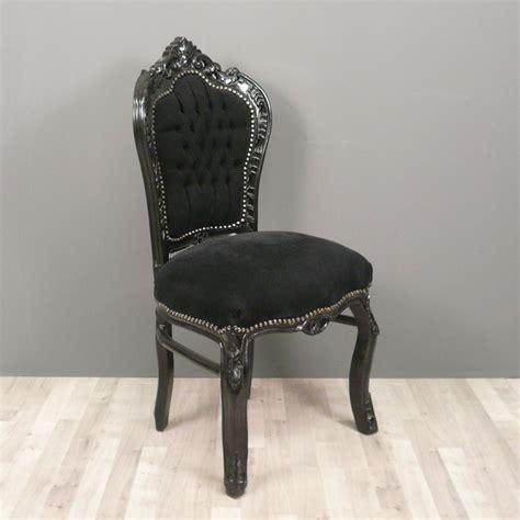 chaise baroque fauteuil baroque meuble baroque