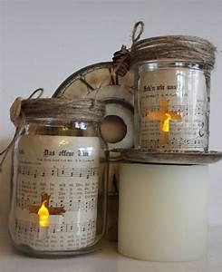 Lampenschirme Für Weingläser : die besten 25 weihnachts einweckgl ser ideen auf ~ Michelbontemps.com Haus und Dekorationen