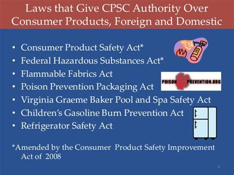 overview of the cpsc jurisdiction requirements and resources engli