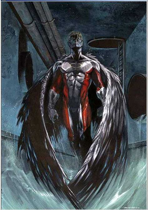 marvel obscure characters archangel know fanpop four should comics photocredit