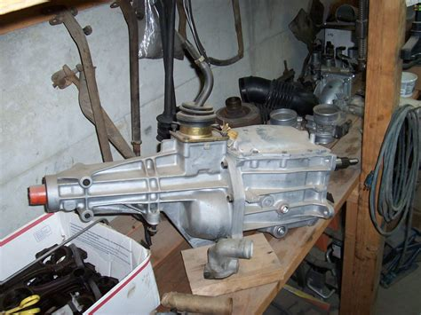 modified chevy   world class transmission