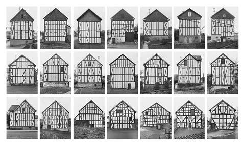 Bernd And Hilla Becher by Bernd Hilla Becher Framework Houses In Siegen S