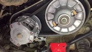 Rzr 900s Qsc Clutch Kit Weight Adjustment