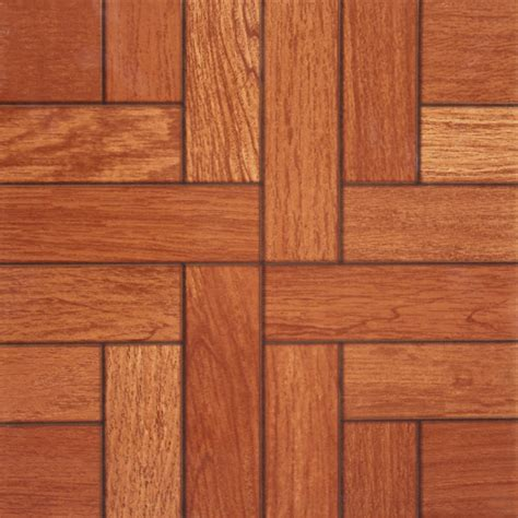 wood tile lowes shop nitrotile cognac wood look ceramic floor tile