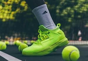 adidas D Lillard 2 Tennis Ball Release Date | SneakerNews.com