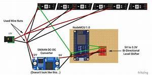 Bruh - Rgb Led Strips Nodemcu - Configuration