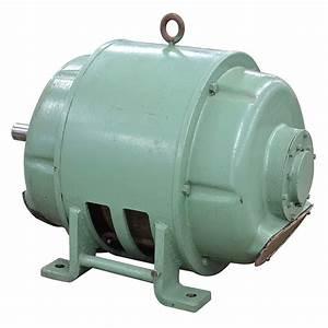 75 Hp 1775 Rpm 550 Volt Ac 3ph General Electric Motor