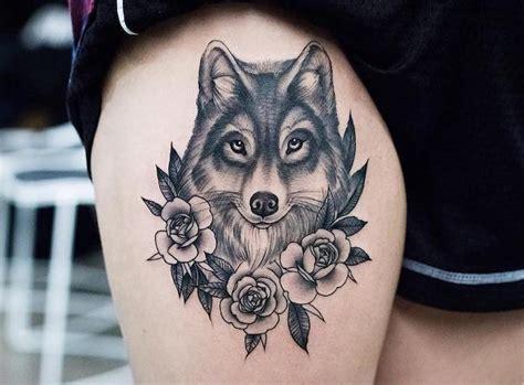 quelle est la signification du tatouage de loups